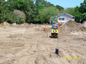 Harborville Trench Compeleted
